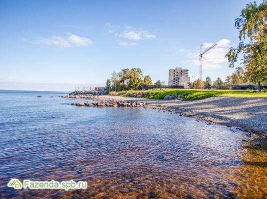 Жилой комплекс Аквамарин, Петрозаводск (республика Карелия).