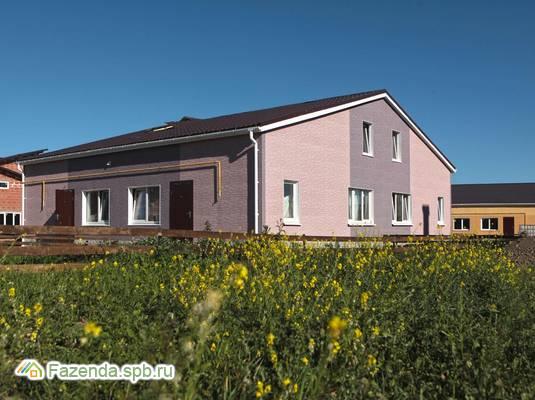 Малоэтажный жилой комплекс Покровское, Гатчинский район.