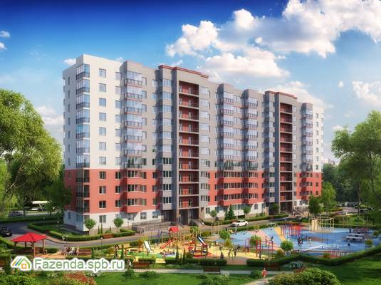 Жилой комплекс Кудров-Хаус, Всеволожский район. Актуальное фото.