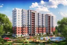 Рядом с LESO Парк расположен Жилой комплекс Кудров-Хаус