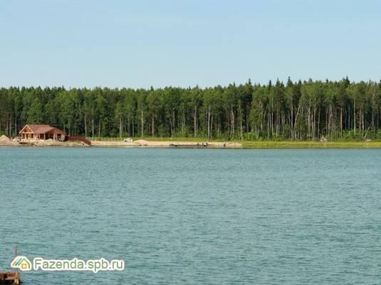 Коттеджный поселок  Лазурные Озера, Всеволожский район.