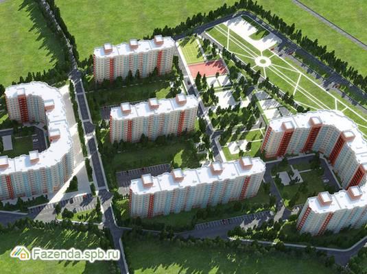 Жилой комплекс Аннинский Парк, Ломоносовский район.