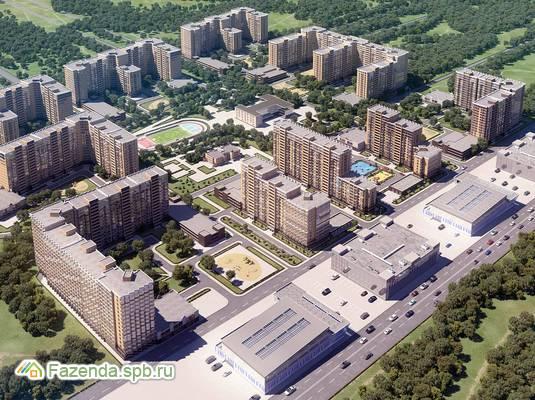Жилой комплекс Северный вальс, Всеволожский район.