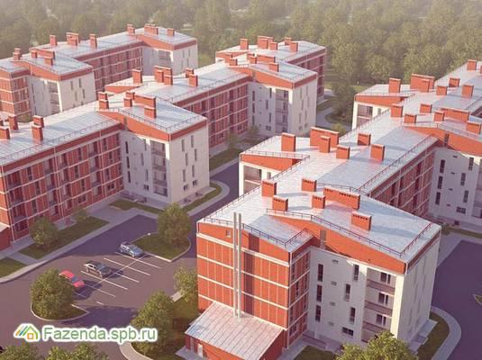 Малоэтажный жилой комплекс Пузатино, Всеволожский район.
