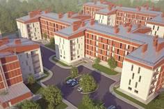 Рядом с Алгоритм расположен Малоэтажный жилой комплекс Пузатино