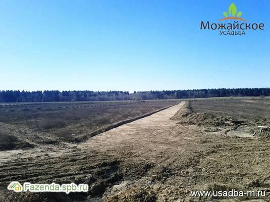 Коттеджный поселок  Усадьба Можайское, Ломоносовский район.
