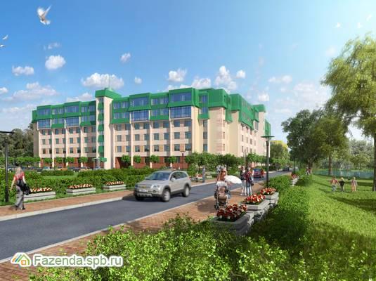Малоэтажный жилой комплекс в Красном селе, Красносельский СПб.