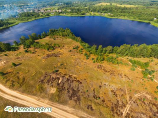 Коттеджный поселок  Сосновая Бухта, Гдовский район (Псковская область).