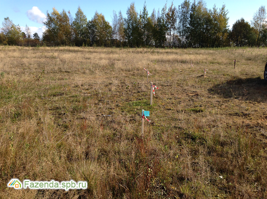 Коттеджный поселок  Кузнецы, Ломоносовский район.