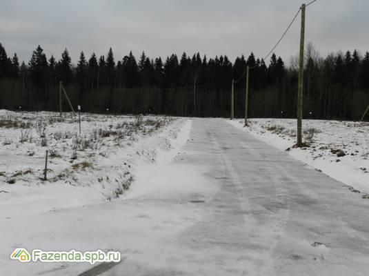 Коттеджный поселок  Новая буря, Ломоносовский район.