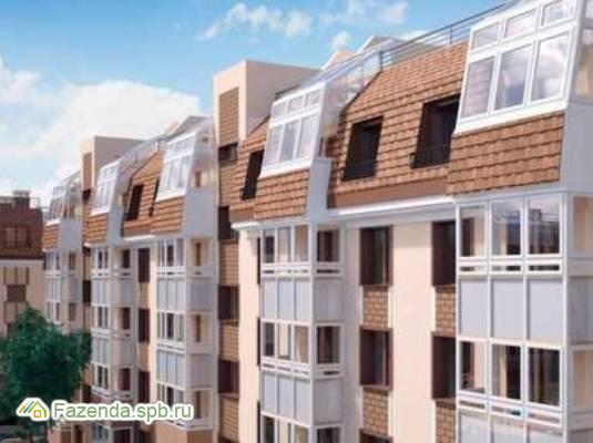 Малоэтажный жилой комплекс Пушгород, Пушкинский район.