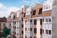 Рядом с Образцовый квартал 2 расположен Малоэтажный жилой комплекс Пушгород