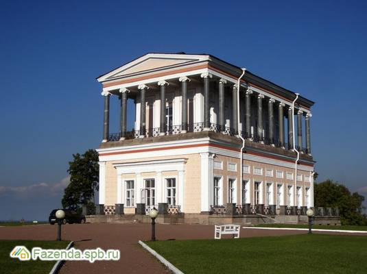 Коттеджный поселок  Петергоффские аллеи, Ломоносовский район. Актуальное фото.