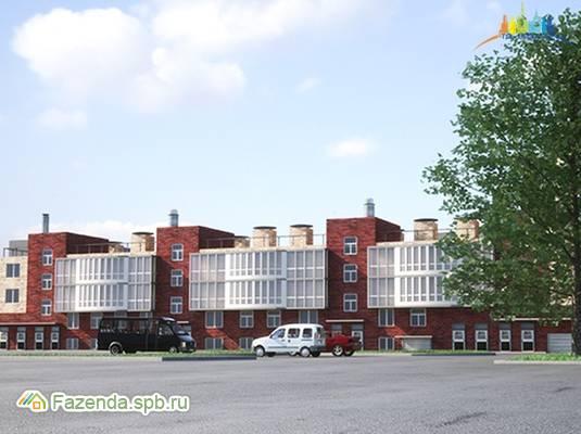 Малоэтажный жилой комплекс Тихий дом, Петродворцовый СПб.