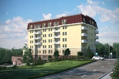 Рядом с Тихий дом расположен Малоэтажный жилой комплекс Дом на Львовской