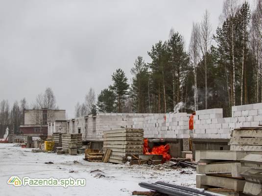 Малоэтажный жилой комплекс Приладожский, Кировский район.