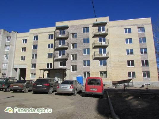 Малоэтажный жилой комплекс Волгоградская, 21а, Волховский район.