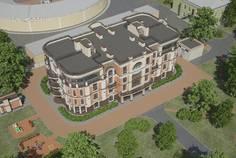 Рядом с МОНБИЖУ расположен Малоэтажный жилой комплекс Bel Palazzo