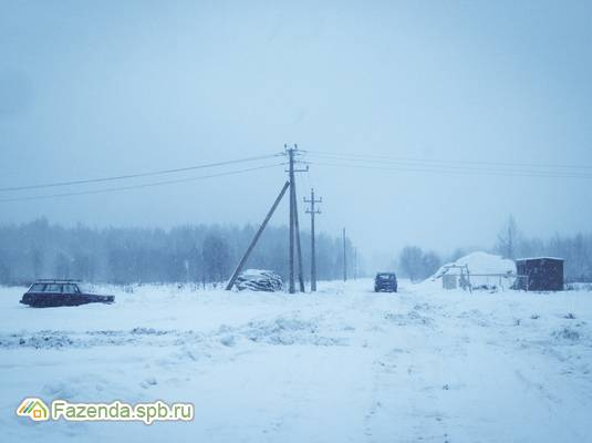 Коттеджный поселок  Белозерье, Тосненский район.