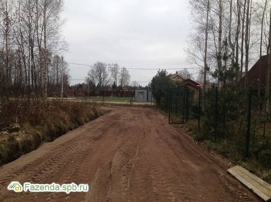 Коттеджный поселок  Приморье, Выборгский район.