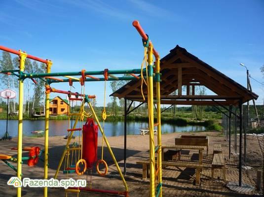 Коттеджный поселок  Долина озер, Приозерский район.