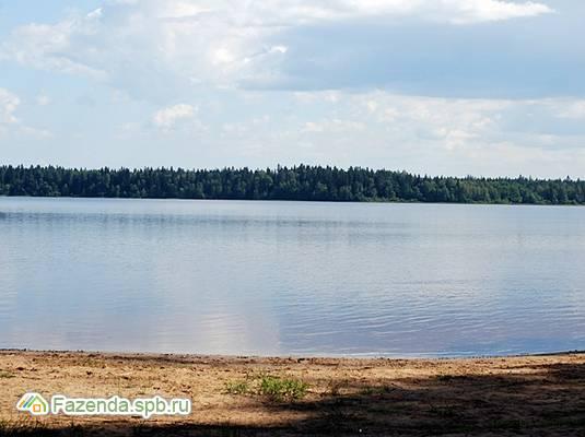 Коттеджный поселок  Приозёрное, Всеволожский район.