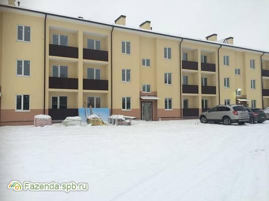 Малоэтажный жилой комплекс Покровка, Гатчинский район.