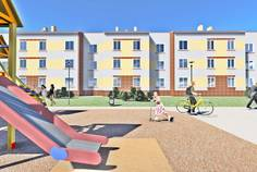 Рядом с Вырица расположен Малоэтажный жилой комплекс Покровка