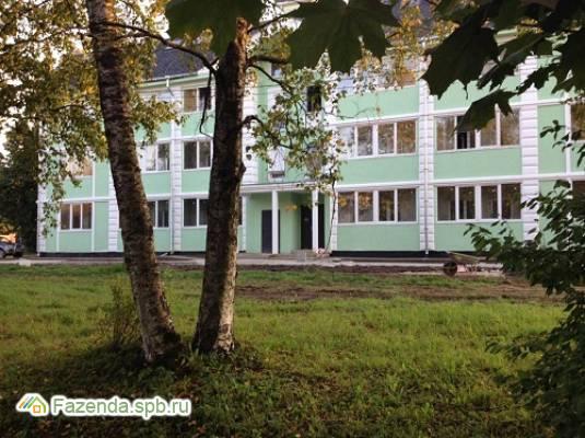 Малоэтажный жилой комплекс Славянский, Пушкинский район.