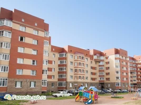 Малоэтажный жилой комплекс Никольский посад, Тосненский район.