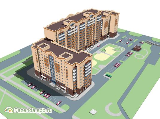 Жилой комплекс Карат, Кингисеппский район.
