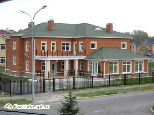 Коттеджный поселок  Михайловское, Петродворцовый СПб.