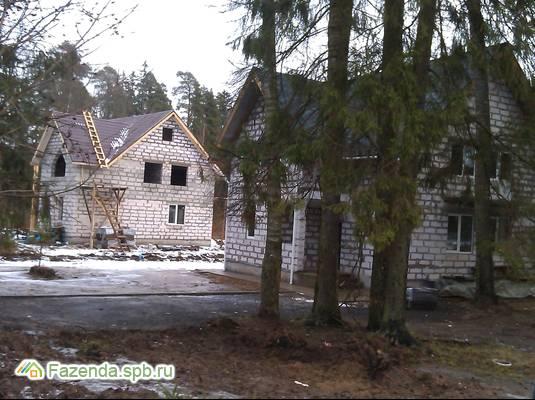 Коттеджный поселок  Два Берега, Гатчинский район.