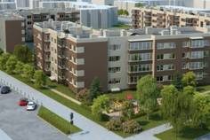 Рядом с Царский двор расположен Малоэтажный жилой комплекс Трио