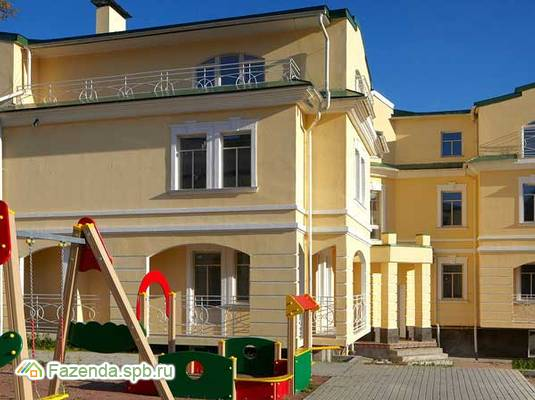 Малоэтажный жилой комплекс Княжеские усадьбы, Пушкинский район.