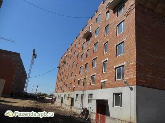 Малоэтажный жилой комплекс Ленсоветовский, Пушкинский район.
