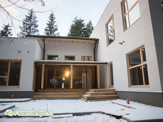 Коттеджный поселок  Хвойное, Всеволожский район.