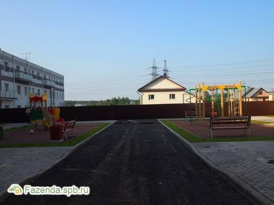 Малоэтажный жилой комплекс Заневка-2, Всеволожский район.