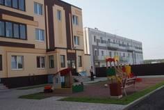 Рядом с Тихий город расположен Малоэтажный жилой комплекс Заневка-2