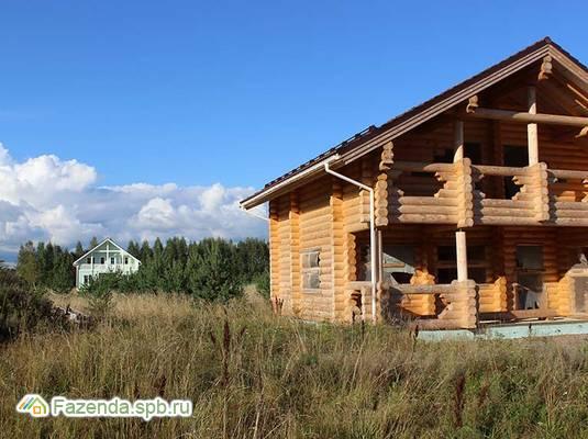 Коттеджный поселок  Красное Озеро, Выборгский район.