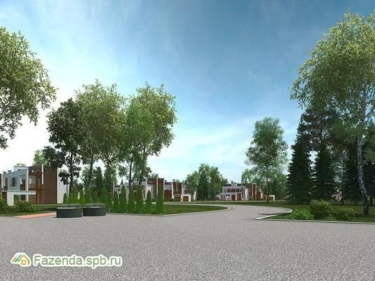 Коттеджный поселок  Благодатное, Ломоносовский район.