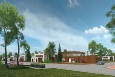 Коттеджный поселок Благодатное от компании Sajva development group