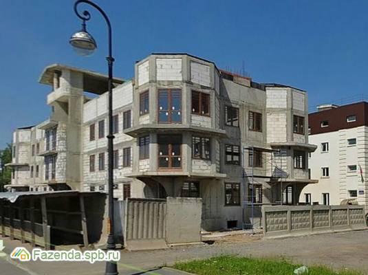 Малоэтажный жилой комплекс Софийский, Пушкинский район.