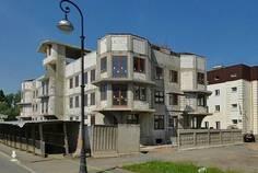 Рядом с INKERI расположен Малоэтажный жилой комплекс Софийский