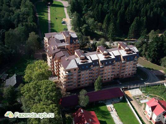 Малоэтажный жилой комплекс Токсово-Школьный, Всеволожский район.