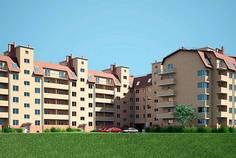 Рядом с Озерный Край расположен Малоэтажный жилой комплекс Токсово-Школьный