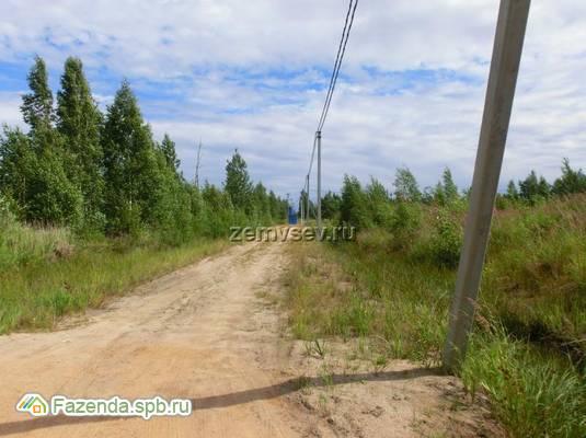 Коттеджный поселок  Гладкое-Рахья, Всеволожский район.
