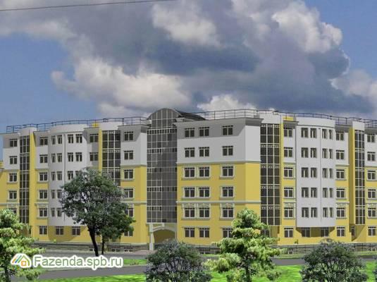 Малоэтажный жилой комплекс Мариинский Парк, Пушкинский район.