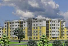 Рядом с Аркадия расположен Малоэтажный жилой комплекс Мариинский Парк