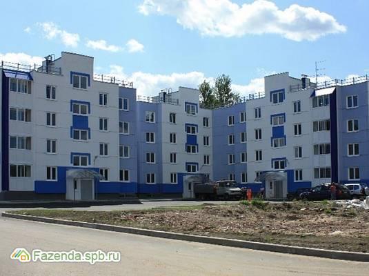 Малоэтажный жилой комплекс Невская Дубровка, Всеволожский район.